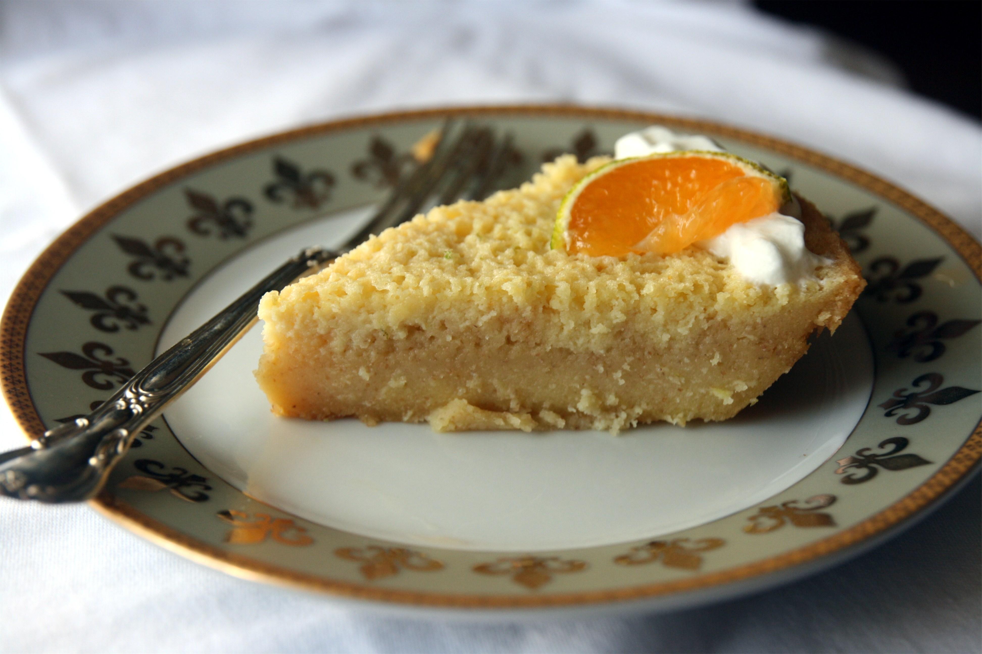 Tunisian Orange Cake Bbc